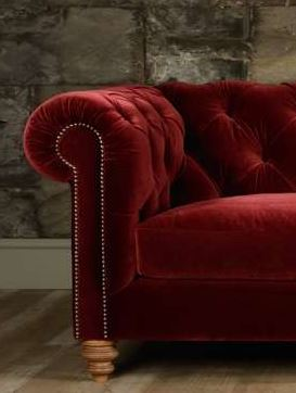 Armlehne Chesterfield