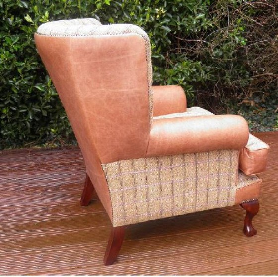 Norwich Chair Tweed